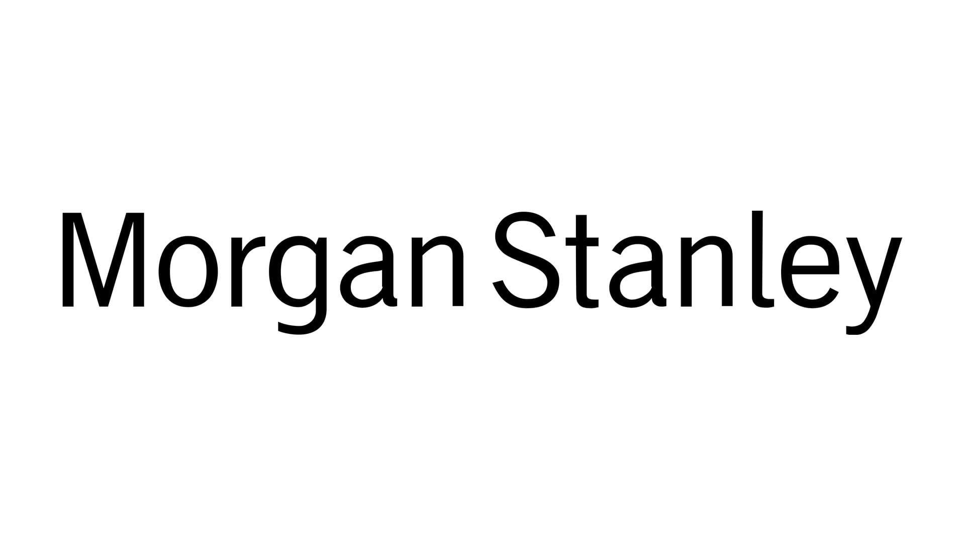 Logo Morgan Stanley